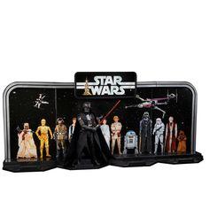 Takara Tomy Star Wars Black Series 6 inches figures Trooper Builder 4 pack