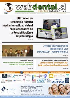 """Revisa """"webdental.cl Boletin Informativo N° 46""""... Todas las Ediciones en: webdental.cl/boletin"""