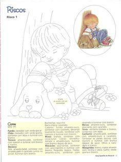 Apostila de Riscos 08 Bebê Coleção Susy pintura - Carol C Moreira - Picasa Web Albums