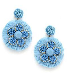 Handmade Beaded Jewelry, Earrings Handmade, Seed Bead Flowers, Thread Bangles, Bijoux Diy, Modern Jewelry, Statement Jewelry, Beaded Earrings, Jewelery