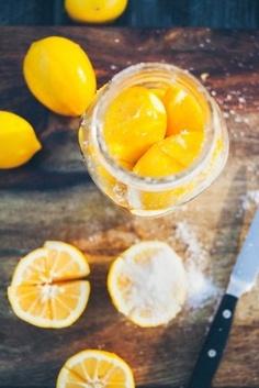 preserved lemons |