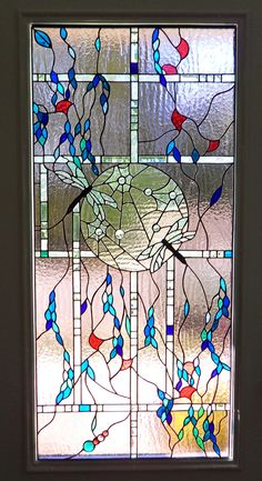 photos of stained glass dooors | ... Stained Glass Art Gallery | Not Afraid of Color Stained Glass Studio