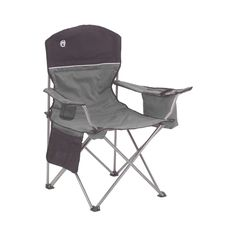 At $29.99, this Coleman Oversized Quad Chair With Cooler is an RBM's dream!