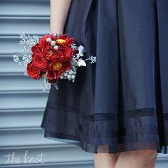 Winter Wedding Bouquets | TheKnot.com