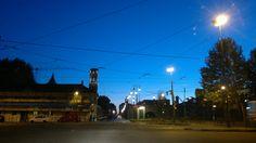 Cielo blu di Torino