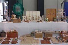 Bloom créations / Craft Party avec la Team Etsy Marseille -Purple Jumble