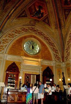 Santa Maria Novella Pharmacy | Atlas Obscura