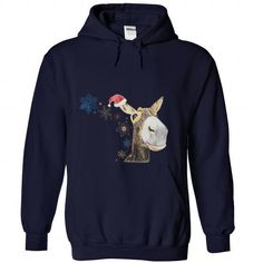 Christmas Donkey T-Shirts, Hoodies, Sweatshirts, Tee Shirts (39$ ==> Shopping Now!)