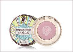 Benefit Cosmetics - new! longwear powder shadow #benefitgals