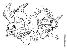 digimon heroes coloring page more digimon coloring sheets on hellokidscom