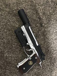 Samurai Edge  Resident Evil  Albert Airsoft Guns, Weapons Guns, Guns And Ammo, Rifles, Revolver, Custom Guns, Cool Guns, Military Weapons, Modern Warfare