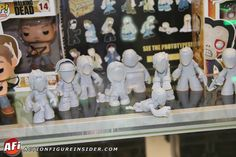 'The Walking Dead' Blind Box Collectibles from Funko # ToyFair2013