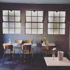 Wir schreiben Ende Juni als ich per Instagram auf die Planung eines neuen Cafés Namens Hinz