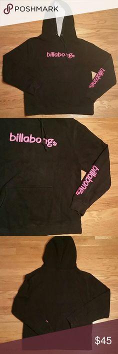 Billabong Hoodie - Large Used Billabong Tops Sweatshirts & Hoodies