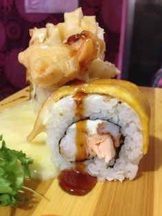 Rock & Roll que puedes disfrutar en Taka Sushi @sushitaka