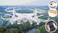 RC Quadcopter Aircraft Drone with HD Camera