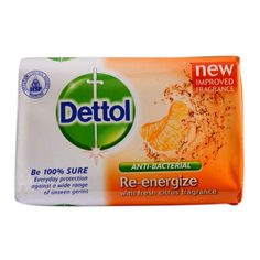 Dettol Re-Energize Soap | QuickñEasy