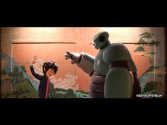 #BaymaxFistBump - Big Hero 6 Clip - YouTube