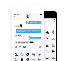 Nounji | Text visually with Say something that sticks with over 500,000 stickers and growing.