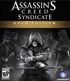 Assassin's Creed Syndicate Uplay Cd Key,Scdkey.com