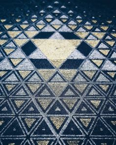 """Close up of the new design. """"Shatkona"""" is a hexagram symbol a star-shaped geometric figure formed by two intersecting equilateral triangles."""
