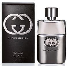 Gucci Guilty pour Homme, homme / men, Eau de Toilette, Va... http://amzn.to/2dVMPP1