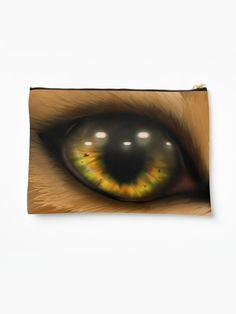 Eye See You - Desert Beast Zipper Pouch