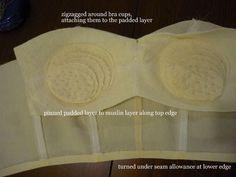 Sewing a Boned Bodice With Plastic Boning -  http://sewaholic.net/sewing-a-boned-bodice-with-plastic-boning/