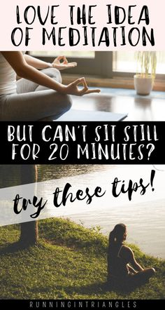 Meditation doesn't have to be a boring chore. With these tips, you can reap all the mental health benefits of meditation and mindfulness. #meditation #mentalhealth #mindfulness #selfcare