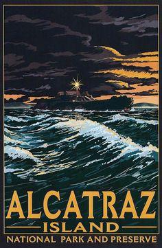 San Francisco... Discover - alcatraz