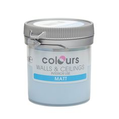 Colours Maritime Matt Emulsion Paint 50ml Tester Pot | Departments | DIY at B&Q