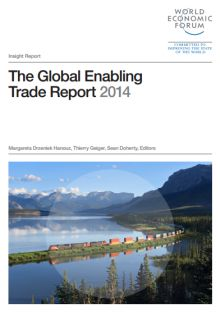 Published every two years, the Global Enabling Trade Report assesses the quality of institutions, policies and services facilitating the free flow of goods over borders and to their destinations. http://www.weforum.org/reports/global-enabling-trade-report-2014