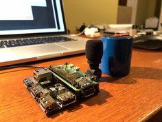 DIY Google Home With Bluetooth Speaker on Raspberry Pi Zero Docking Hub
