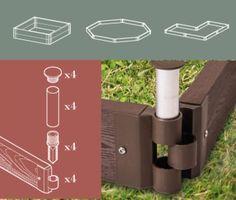 Cajón de cultivo semilla, sistema modular