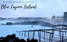 The Blue Lagoon, overrated?, Iconic, Expensive, Once in a lifetime experience. We have all the tips for visiting the Blue Lagoon #Iceland