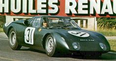 Le Mans , entered by the Owen Racing Orginisation . Rover BRM Turbine , driven by Graham Hill / Jackie Stewart , finished o/a . Sports Car Racing, Road Racing, Race Cars, Auto Racing, La Mans, Le Mans 24, Grand Prix, Car Rover, Le Mans Series