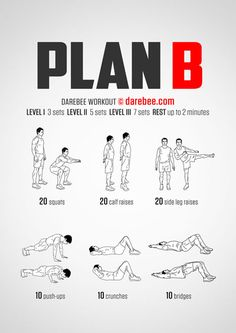 Visual Workouts Quiet Workout, Gym Workout Tips, Fitness Workout For Women, Ab Workout At Home, Workout Challenge, Workout Videos, At Home Workouts, Fitness Tips, Hero Workouts