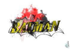 digital art: Bech.....batman