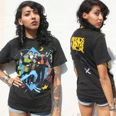 90s New Kids On the Block Tshirt by rumors on Etsy, $28.00