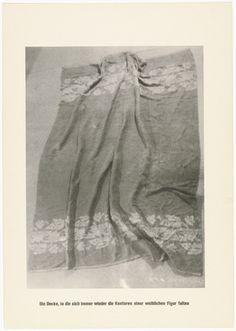 Sigmar Polke with Christof  Kohlhöfer. Blanket (Decke) from .....Higher Beings Ordain (.....Höhere Wesen befehlen). 1967, published 1968