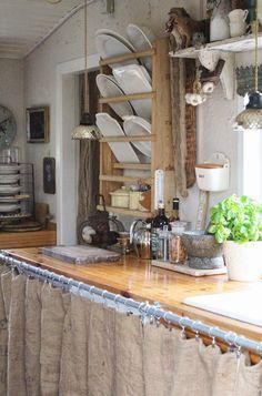 """K&Co. Antiques´s indretnings blog.: Sommerhus indretning med """"Franske Forbindelser"""""""