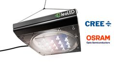 leoLED CREE & Osram Led Grow Lights, Lighting, Home Decor, Hydroponics, Decoration Home, Light Fixtures, Room Decor, Lights