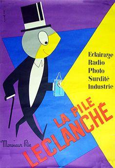 La Pile Leclanche : Germono c. 1950