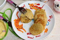 Di gotuje: Delikatne placuszki bananowe dla niemowląt (i nie ...