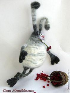 Купить Мастер-класс по вязанию крючком Влюбленный Бублик в интернет магазине на Ярмарке Мастеров