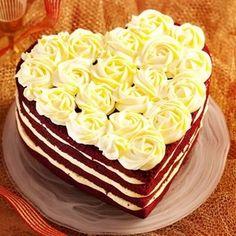 Ideas birthday cake recipe vanilla cream cheeses for 2019 Man Party Foods, Diy Party Food, Diy Food, Ideas Party, Party Party, Food Cakes, Bolo Red Velvet Receita, Comida Diy, Pink Cake Pops