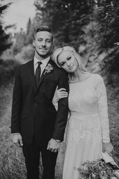 orchard wedding. dress by dreamers and lovers. photo by paris tews.