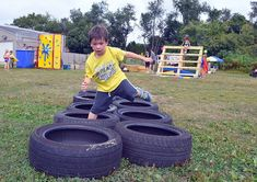 How to Build a Backyard Ninja Warrior Course (DIY Plans & Ideas) Ninja Warrior Course, American Ninja Warrior, Kids Ninja Warrior, Beach Ball, Origami Art, Online Games, Eve Online, Child Development, Diy Paper