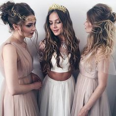 Hair, clothes, besties, everything goals <3 <3