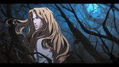 Alucard Castlevania, Castlevania Netflix, Castlevania Lord Of Shadow, Castlevania Dracula, Castlevania Wallpaper, Dracula Castle, Lord Of Shadows, Vampire Art, Girls Anime